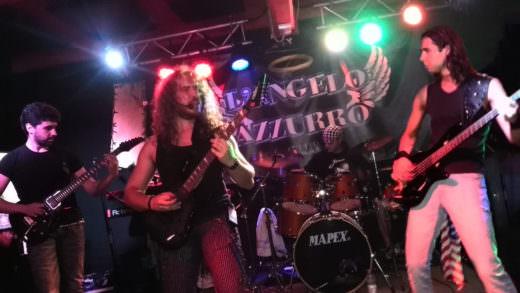 La nuova formazione esordisce al Summer Rock Festival 2013