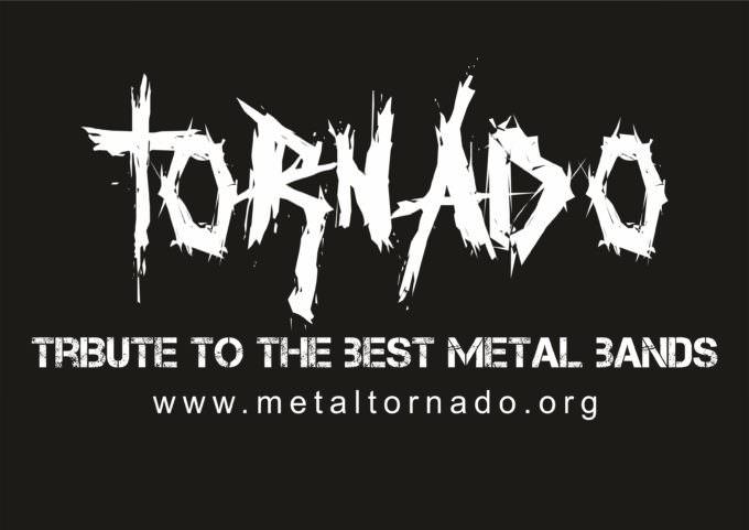 Tornado - scritta e slogan