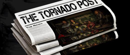 the tornado post