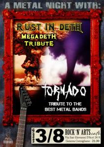 2012.08.03 - Rock 'n' Arts - locandina