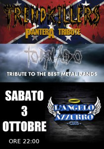 2015.10.03 - L'Angelo Azzurro Club